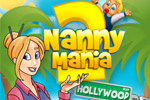 Be a super nanny to a celebrity family in Nanny Mania 2!