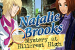Catch some feisty criminals in Natalie Brooks - Mystery at Hillcrest High!