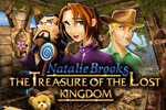 Adventure awaits in the seek-and-find sensation: Natalie Brooks 2!