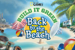 Help island inhabitants go green in Build It Green - Back to the Beach!