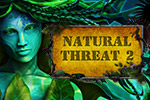 Mutated plants are devouring the city! Prepare for exciting hidden object scenes, challenging mini-games, and a riveting story in Natural Threat 2!