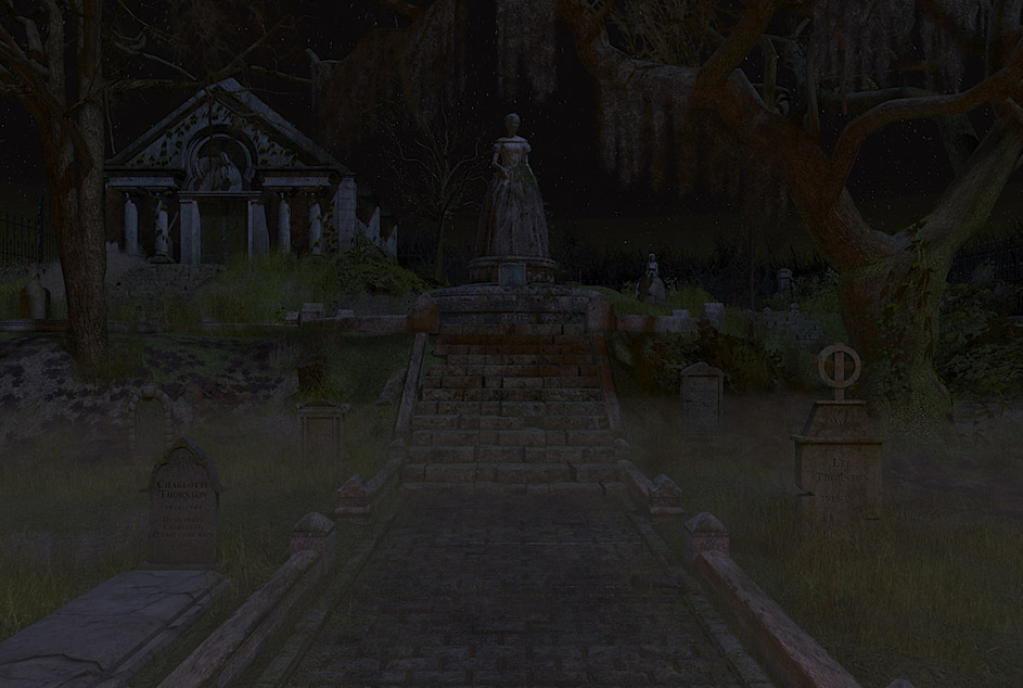 Nancy Drew: Ghost of Thornton Hall screen shot