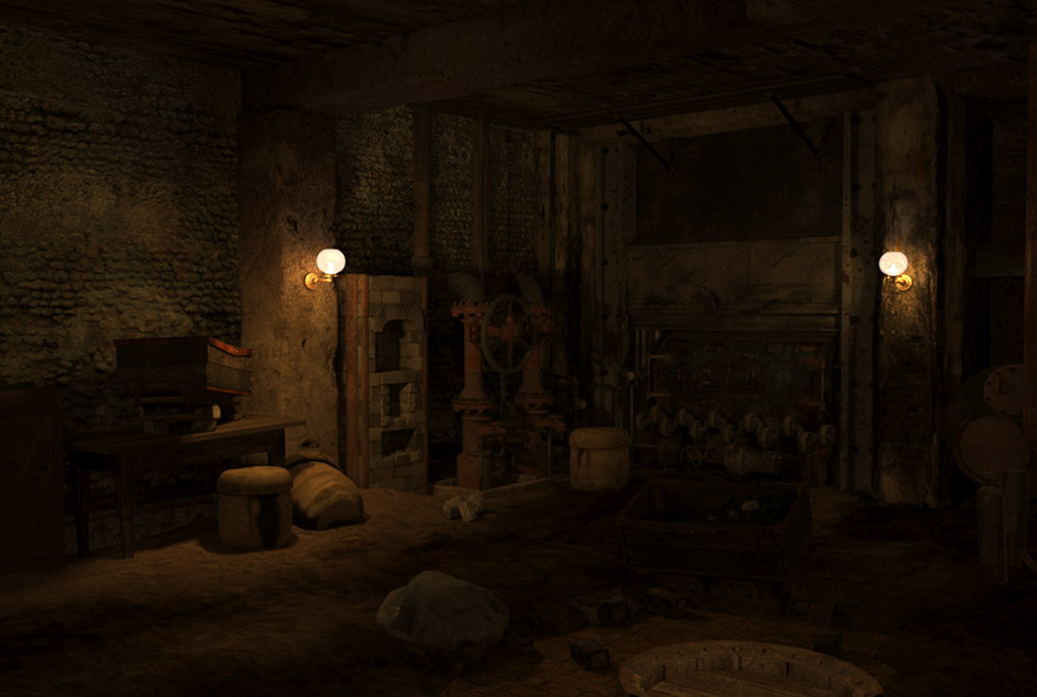 Nancy Drew: Ghost of Thornton Hall screen shot