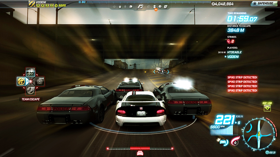 Need for Speed World screen shot