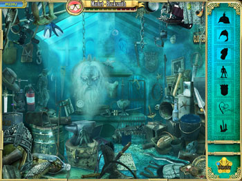 Neptune's Secret screen shot