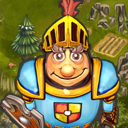 New Yankee in King Arthur's Court - New Yankee in King Arthur's Court combines fast-paced time management thrills with the ease-of-play that makes gaming fun. - logo
