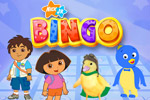 Play Bingo with your favorite Nick Jr. friends!  Win virtual prizes and play mini-games, too.