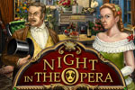 Track down a madman in Night in the Opera, a captivating blend of match three action and hidden object adventuring!