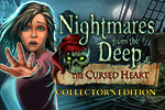 Can you defeat the supernatural to save your daughter? The past is the key in Nightmares from the Deep: The Cursed Heart.