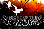 Fend off a straw army in Night of the Scarecrows, a fun match 3 game!