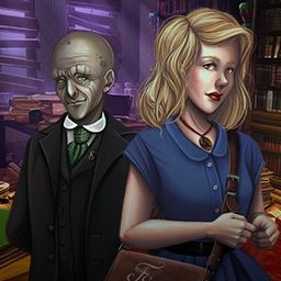 9 Clues: The Secret of Serpent Creek - Your friend begs you for your help, and then disappears in the hidden object adventure 9Clues: The Secret of Serpent Creek.  Will you help her? - logo