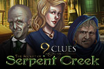 Your friend begs you for your help, and then disappears in the hidden object adventure 9Clues: The Secret of Serpent Creek.  Will you help her?