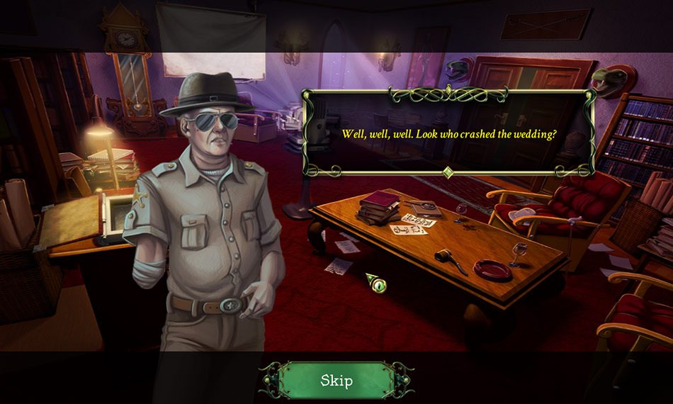 9 Clues: The Secret of Serpent Creek screen shot