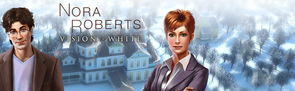 Nora Roberts - Vision in White