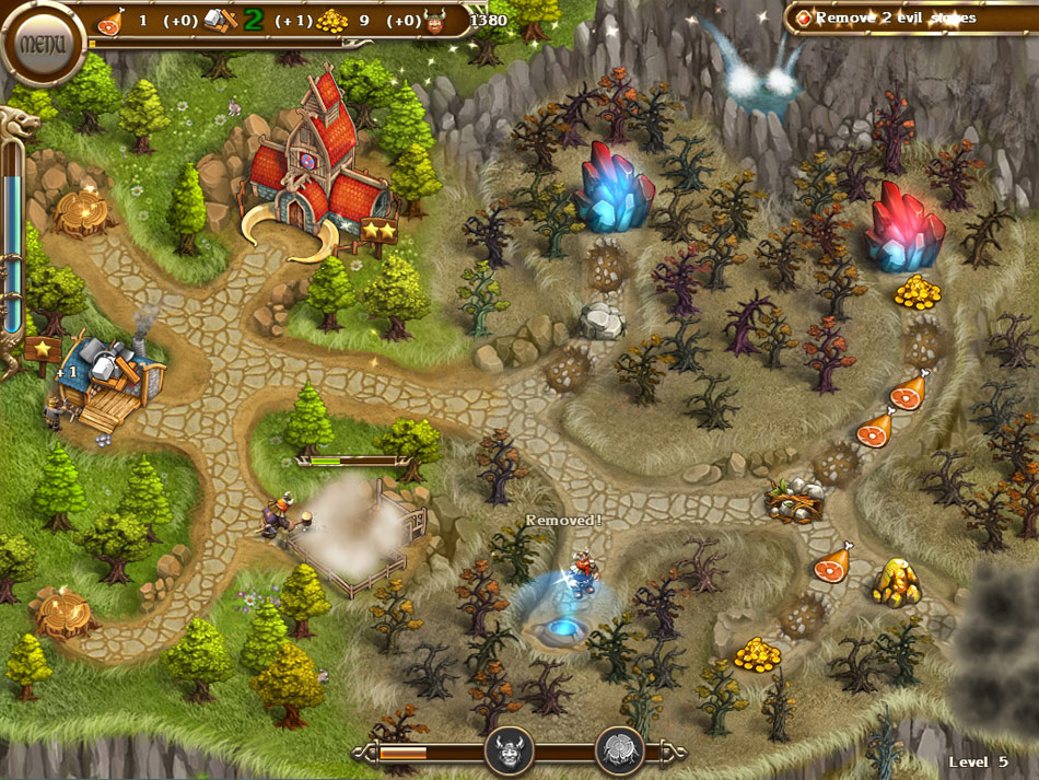 Northern Tale screen shot
