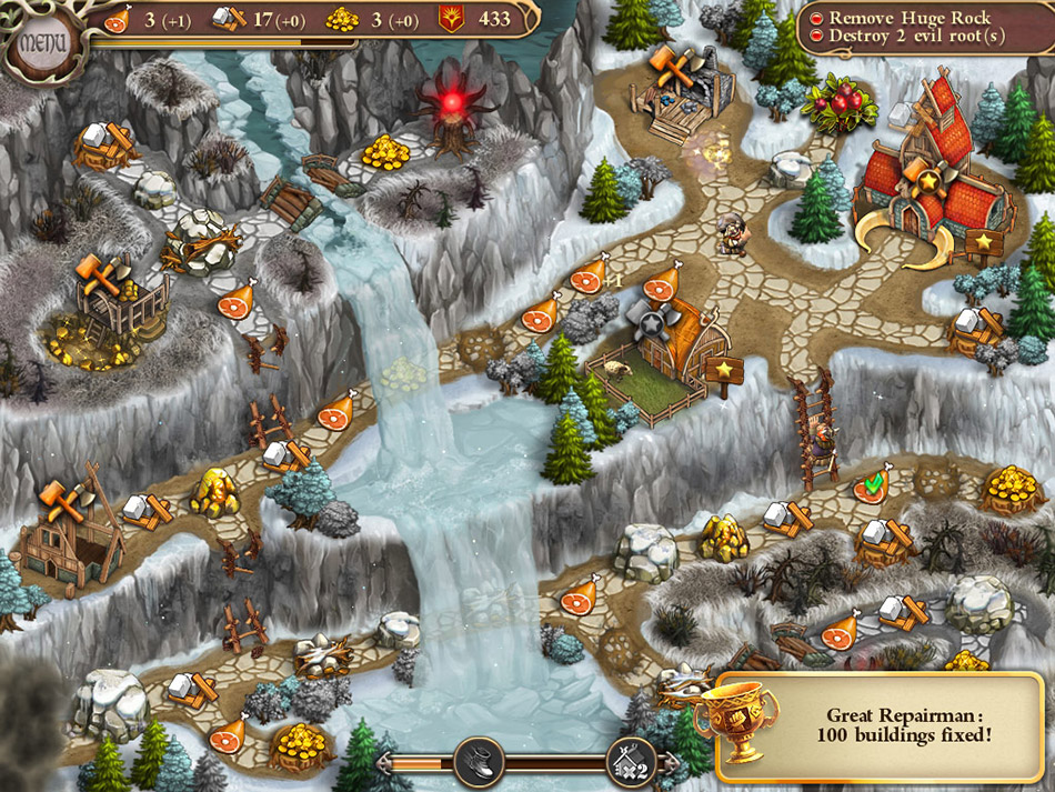 Northern Tale 2 screen shot