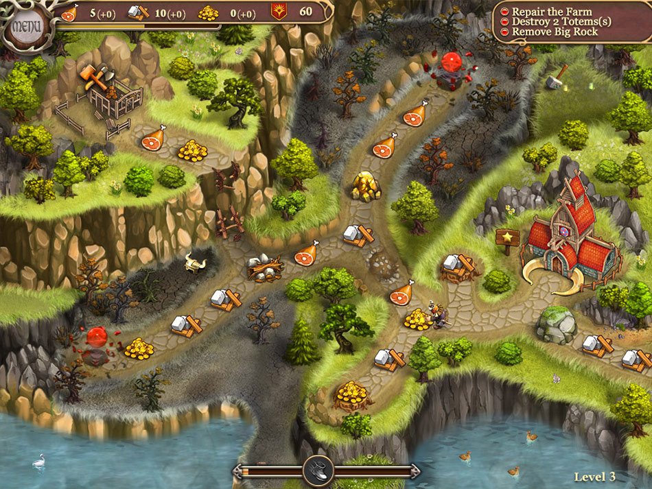 Northern Tale 3 screen shot