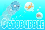 In Octobubble, spend a whole day defending your territory against waves of sea creatures brought in by the tide--play FREE now!