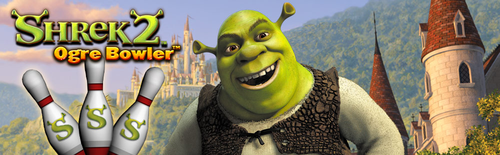 Shrek 2: Ogre Bowler