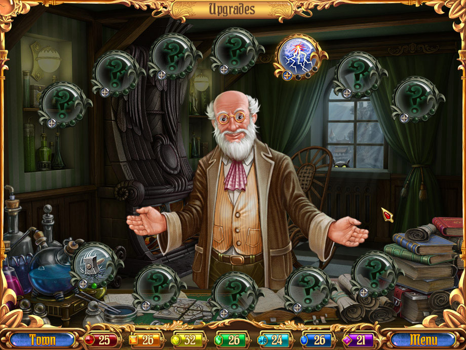 Old Clockmaker's Riddle screen shot