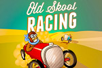 Will you be able to handle the course?  Compete on different tracks and choose the right car to win the race in Old Skool Racing!