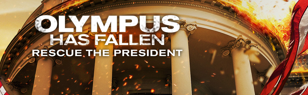 Olympus Has Fallen: Rescue the President