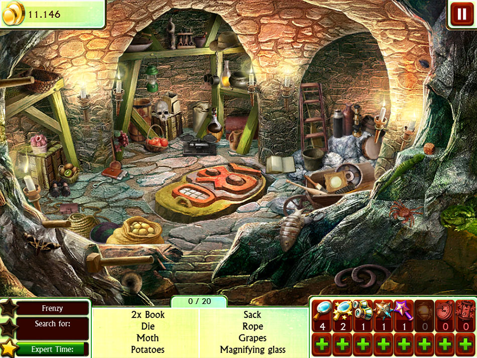 100% Hidden Objects screen shot