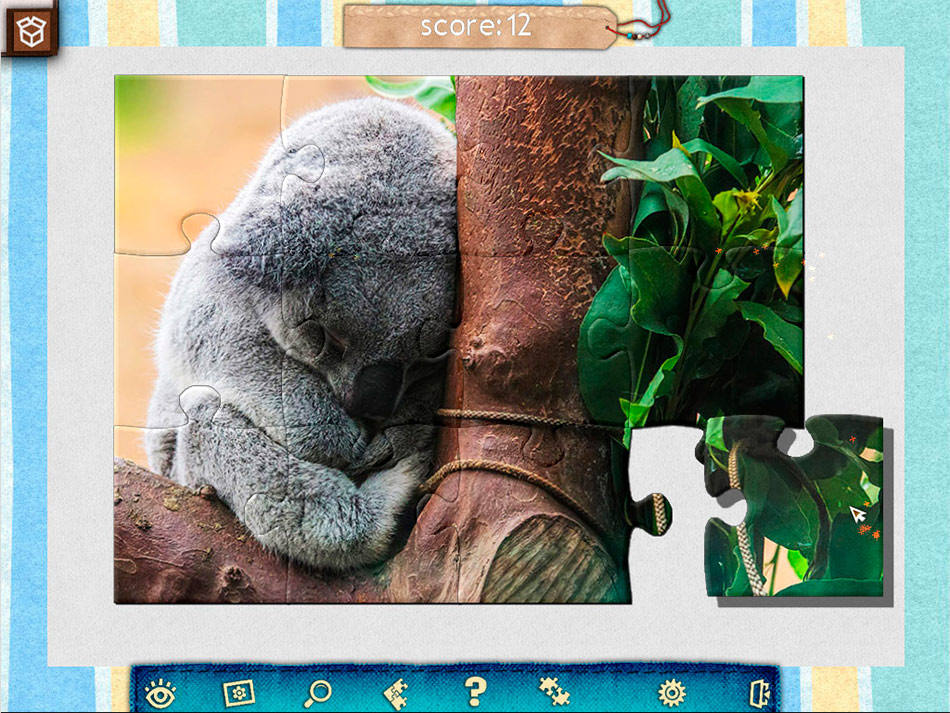 1001 Jigsaw Earth Chronicles screen shot