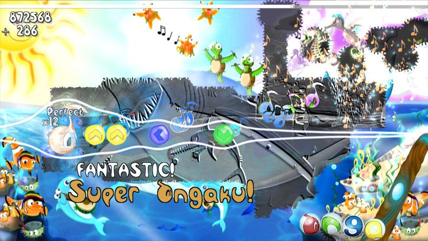 Ongaku screen shot