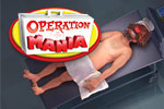 Treat patients with 'funatomy' ailments in the OPERATION Mania game!