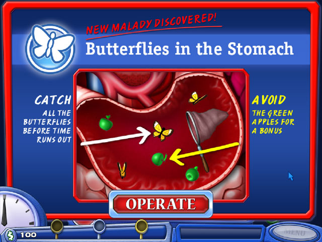 OPERATION Mania screen shot