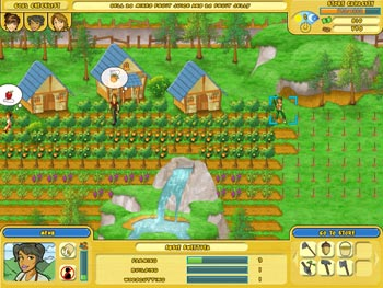 Orchard screen shot