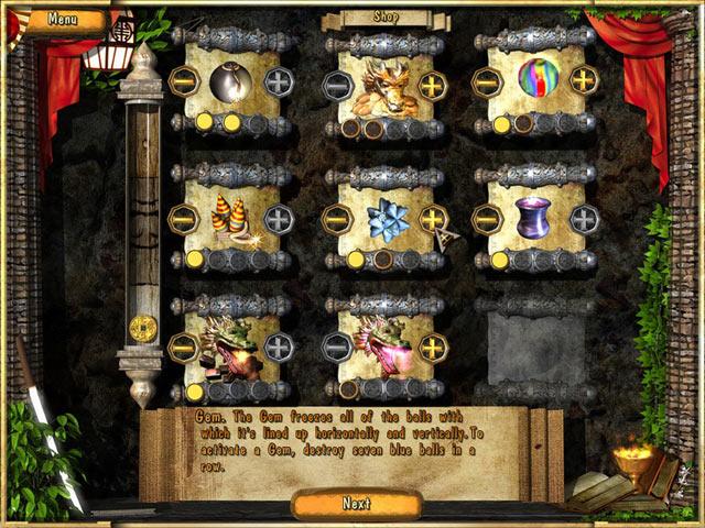 Oriental Dreams screen shot