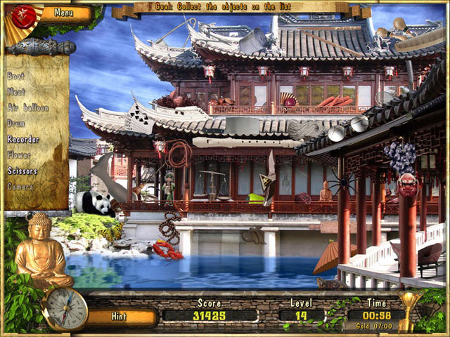 Oriental Dreams screen shot