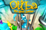 Rescue the Oubas and rebuild their village!  Fend off the mighty Garouba...