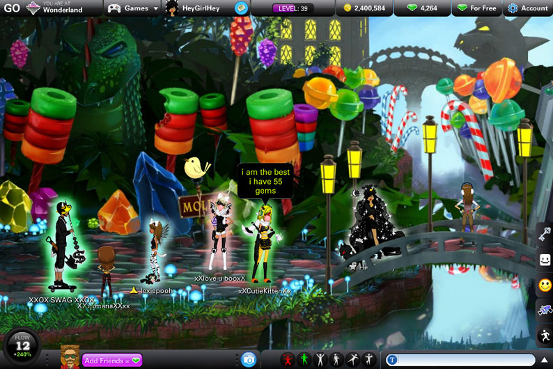 Online multiplayer simulation kids wildcoins in game purchase