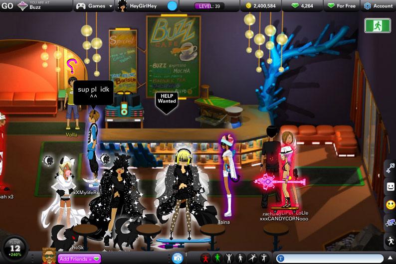 ourWorld screen shot