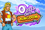 To get home you must rebuild a magical world!  Experience awesome time management fun with a kicking fantasy twist in Outta This Kingdom!