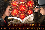 Watch classic tales come to life in Paige Harper and the Tome of Mystery!