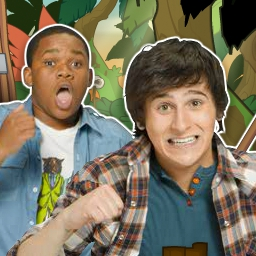 Pair of Kings: Dig and Ditch - Dig up the keys to save Mikayla! Avoid getting clobbered! Play Pair of Kings: Dig and Ditch online today! - logo