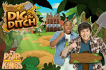 Dig up the keys to save Mikayla! Avoid getting clobbered! Play Pair of Kings: Dig and Ditch online today!