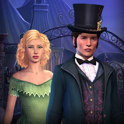 Panopticon: Path of Reflections - In Panopticon: Path of Reflections, a hidden object game, you're the only one who can find a missing magician. - logo