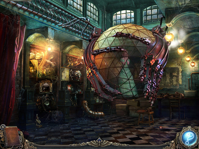 Panopticon: Path of Reflections screen shot