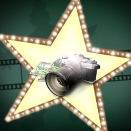 Paparazzi - Take on juicy assignments in 15 bizarre locations with wacky characters. - logo
