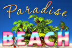 Build resort amenities where and when you want to in Paradise Beach!