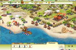 Screenshot of Paradise Beach