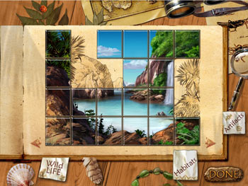 Paradise Quest screen shot