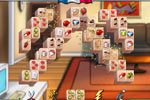 Screenshot of Paris Mahjong