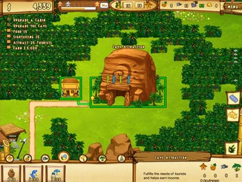 Passport to Paradise screen shot