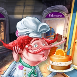 Pastry Passion - Whip up a passion for puzzles with the sweet treat of Pastry Passion! - logo